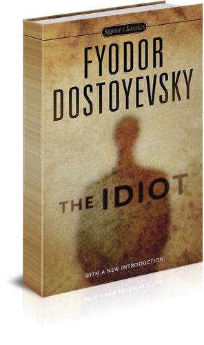 The Idiot (1869) book cover