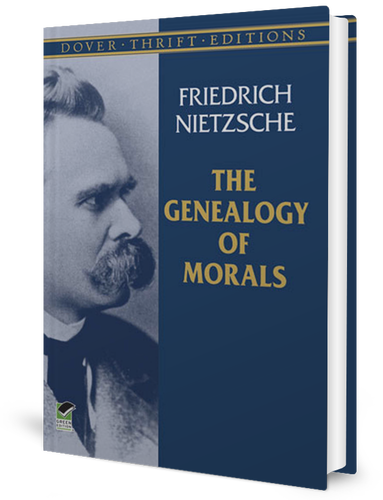 On the Genealogy of Morals (1887) book cover