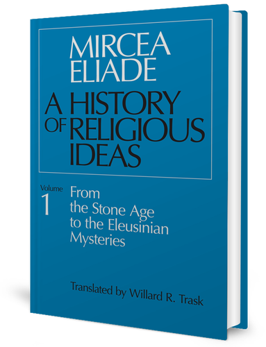 A History of Religious Ideas Vol. 1 (1978) book cover
