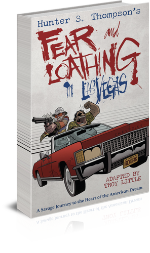Fear and Loathing in Las Vegas Hunter S. Thompson (1971) book cover. Categories: Biography: General   Journalistic Style Guides   History Of The Americas   Popular Culture   Constitution: Government & The State