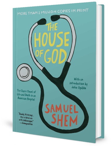 The House of God by Samuel Shem (1978) book cover