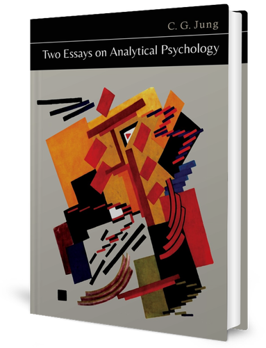 Two Essays on Analytical Psychology (1953) by Carl Jung book cover