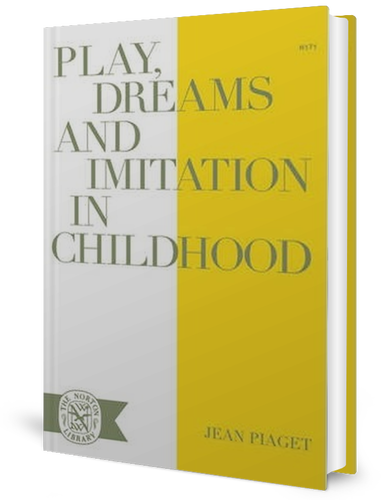 Play, Dreams and Imitation in Childhood by Jean Piaget book cover