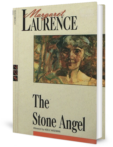 The Stone Angel by Margaret Laurence (1964) book cover