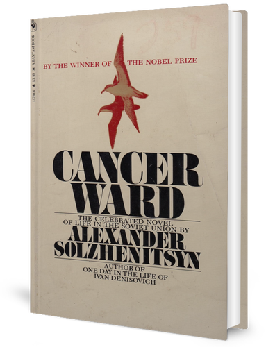 Cancer Ward (1966) book cover