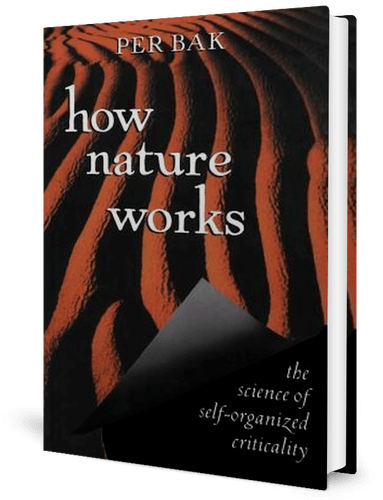 How Nature Works: The Science of Self-Organized Criticality: Per Bak: book cover