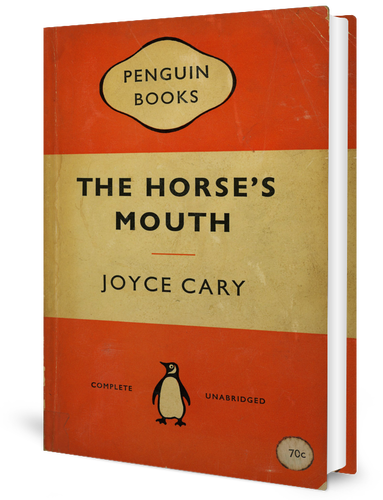 The Horse's Mouth by Joyce Cary (1944) book cover