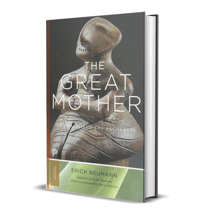 ​The Great Mother by Erich Neumann book cover