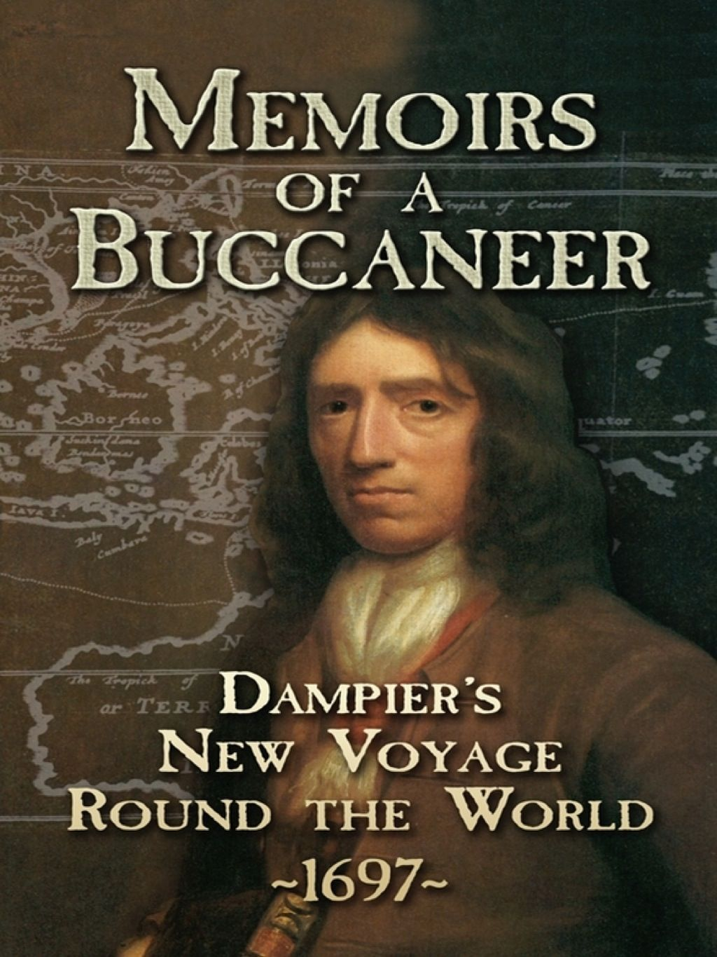 Memoirs of a Buccaneer by William Dampier book cover