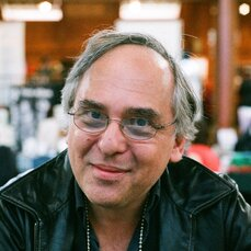 English: Photo of Art Spiegelman at the Alternative Press Expo.