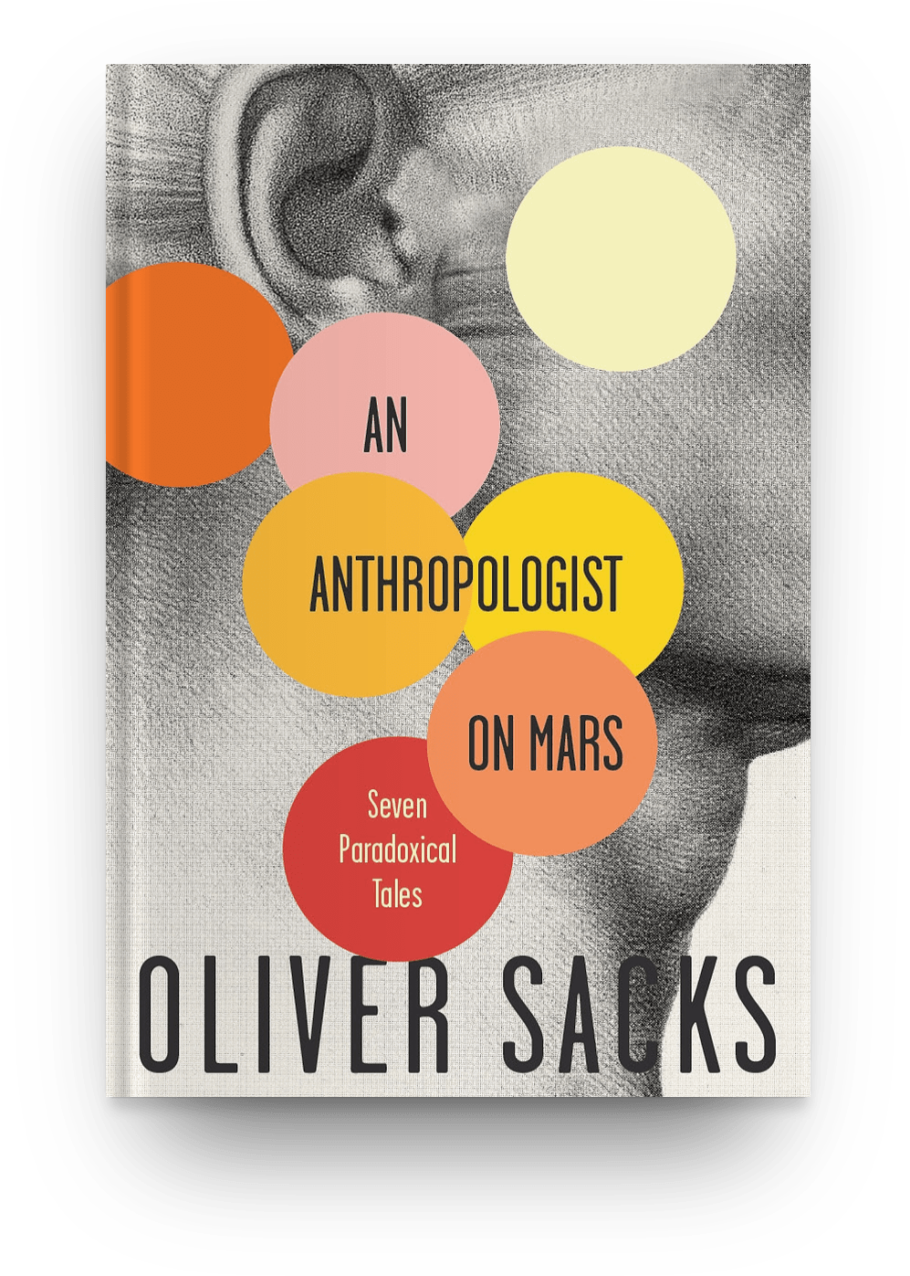 An Anthropologist on Mars (1995) book cover