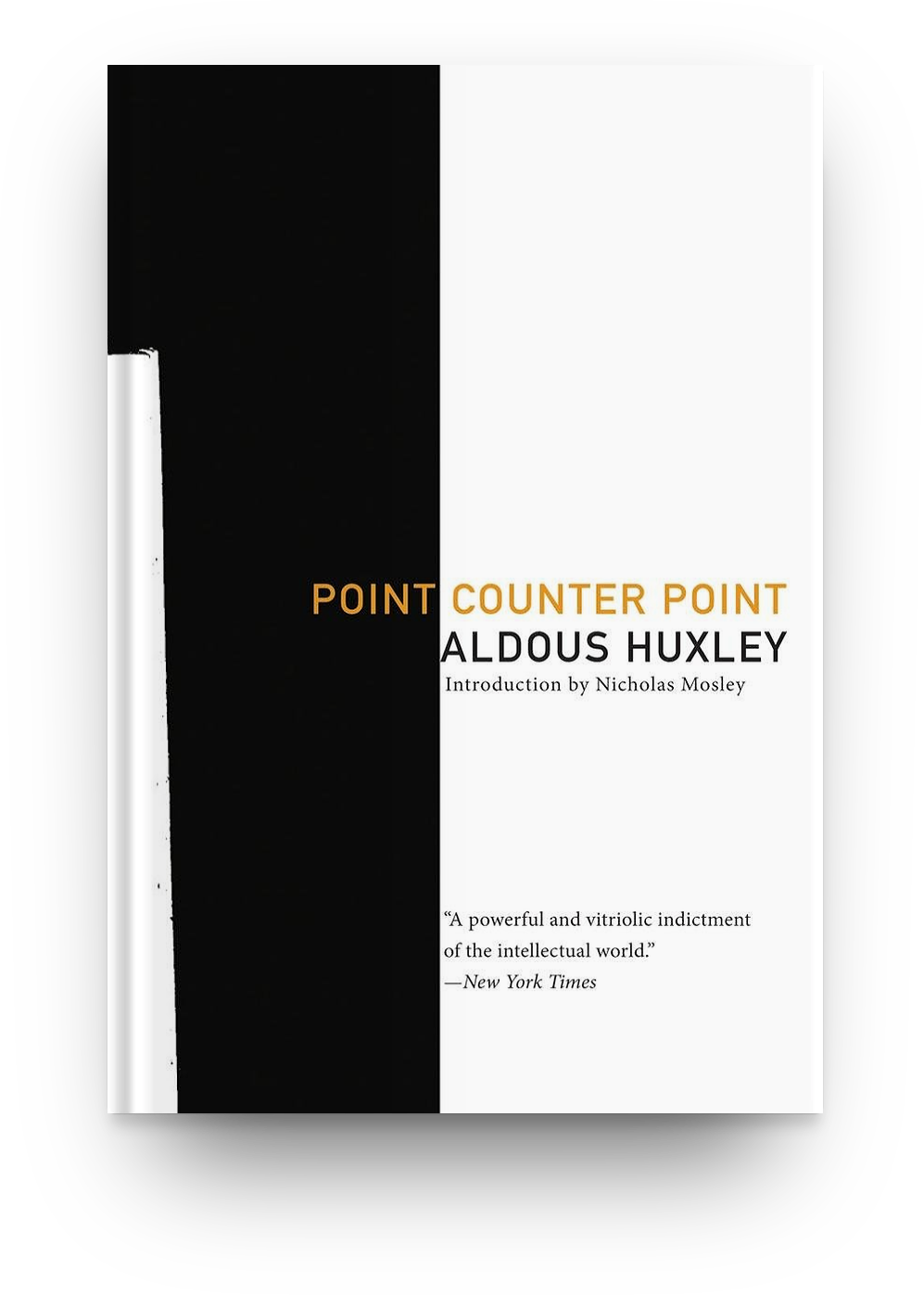 Point Counterpoint (1928) book cover