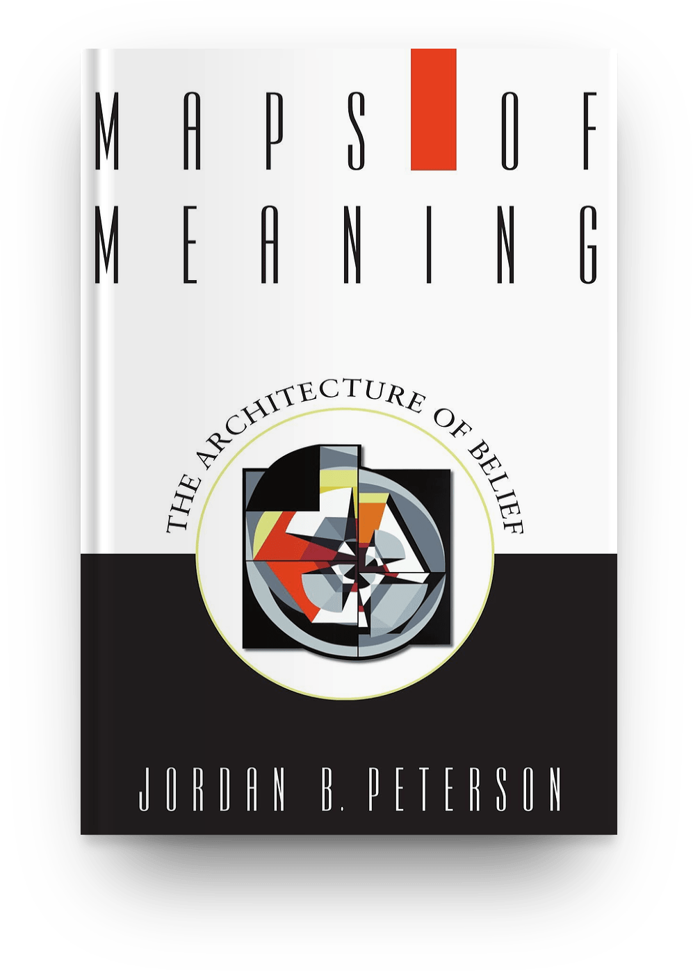 Maps of Meaning book cover Jordan Peterson book recommendation