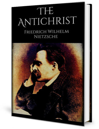 The Antichrist (1895) book cover