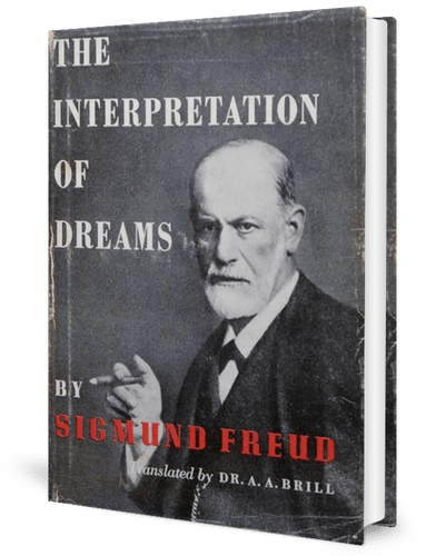 The Interpretation of Dreams by Sigmund Freud (1899) book cover
