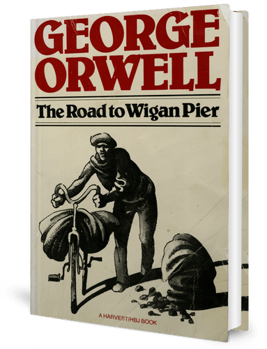 The Road to Wigan Pier (1937) book cover